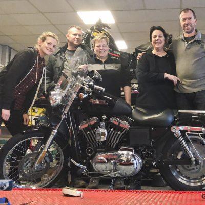 03-10 Vervolg workshop motorfiets onderhoud HD 1