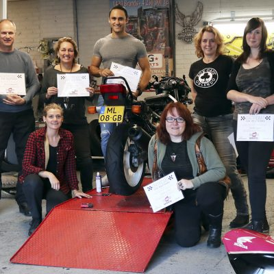 10-21 Basis workshop motorfiets onderhoud GERATEL