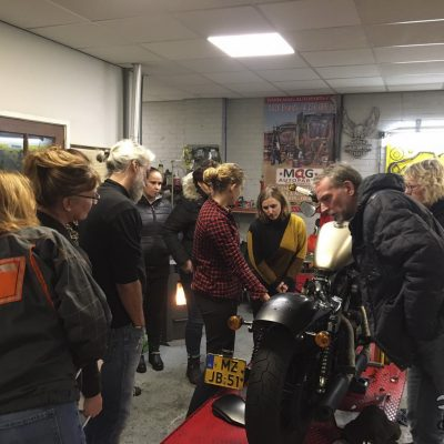 12-9 Basis workshop motorfiets onderhoud GERATEL3