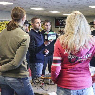 05-12 Workshop motorfiets onderhoud GERATEL8