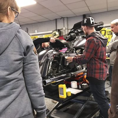10-06 Workshop motorfiets onderhoud GERATEL2