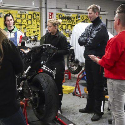 12-22 Workshop motorfiets onderhoud GERATEL1