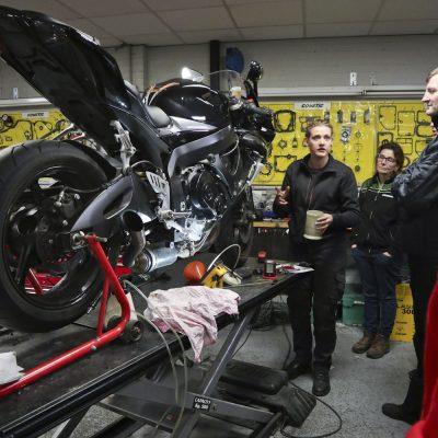12-22 Workshop motorfiets onderhoud GERATEL3