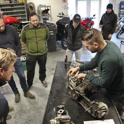 02-02 Workshop motorfiets onderhoud GERATEL2