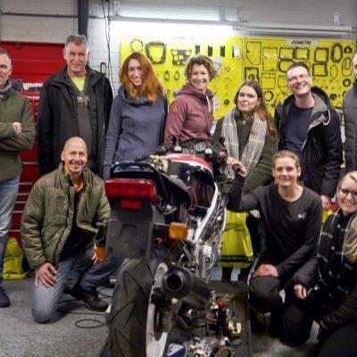 02-09 Workshop motorfiets onderhoud 1