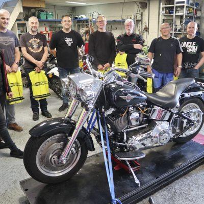 07-12 Workshop motorfiets onderhoud GERATEL