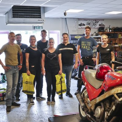 07-19 Workshop motorfiets onderhoud GERATEL