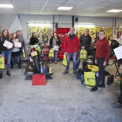 05-02 Workshop motorfiets onderhoud GERATEL
