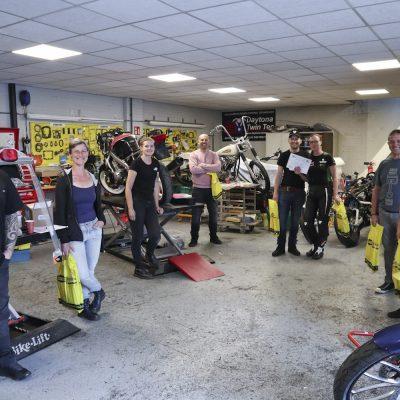 06-14 Workshop motorfiets onderhoud GERATEL6