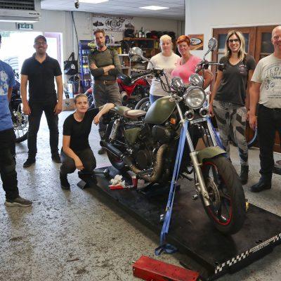 06-28 Workshop motorfiets onderhoud GERATEL