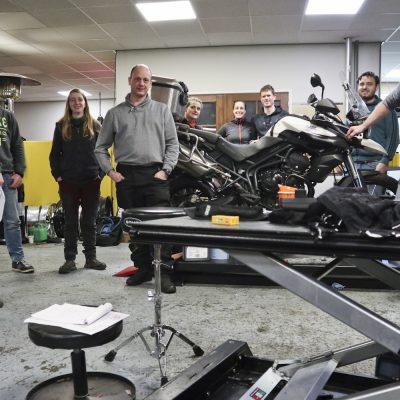 12-13 Workshop motorfiets onderhoud GERATEL1